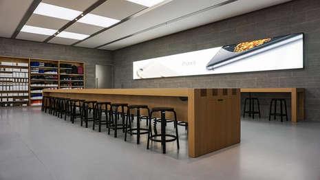 Nach Corona-Schließung: Apple Stores in China öffnen wieder