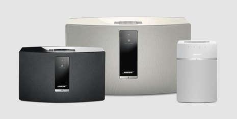 Bose Soundtouch und Lifestyle Lautsprecher erhalten AirPlay 2 Update