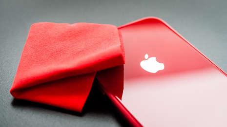 Dein iPhone reinigen Hier erfährst du, wie du dein iPhone reinigst.