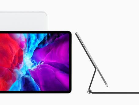 Apple stellt neues iPad Pro mit fortschrittlichem LiDAR Scanner vor und bringt Trackpad-Unterstützun