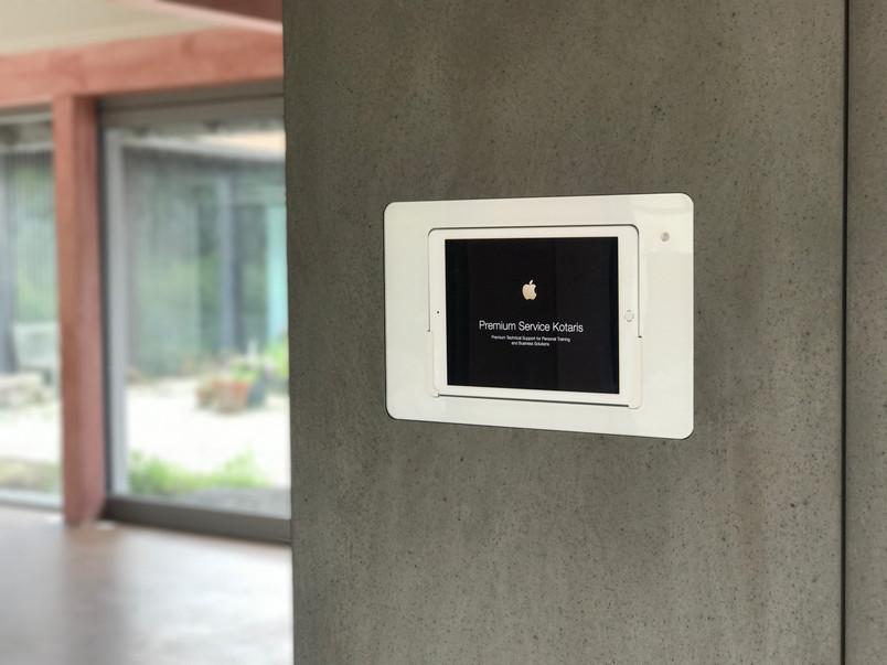 iRoom, VivaTec - Bediene dein iPad von einer iRoom Halterung