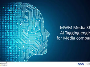 MWM  Media 365 AI tagging engine for media companies