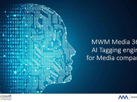 MWM  Media 365 AI tagging engine for media companies