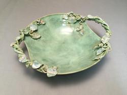 Carnegie #3 Vine Handle Bowl - Marks