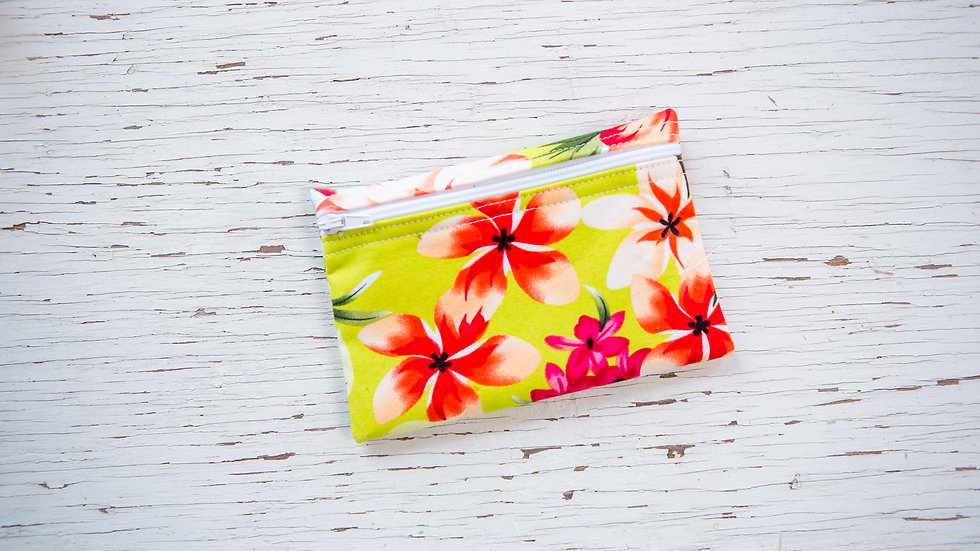 Tropical Gardens EO Pouch