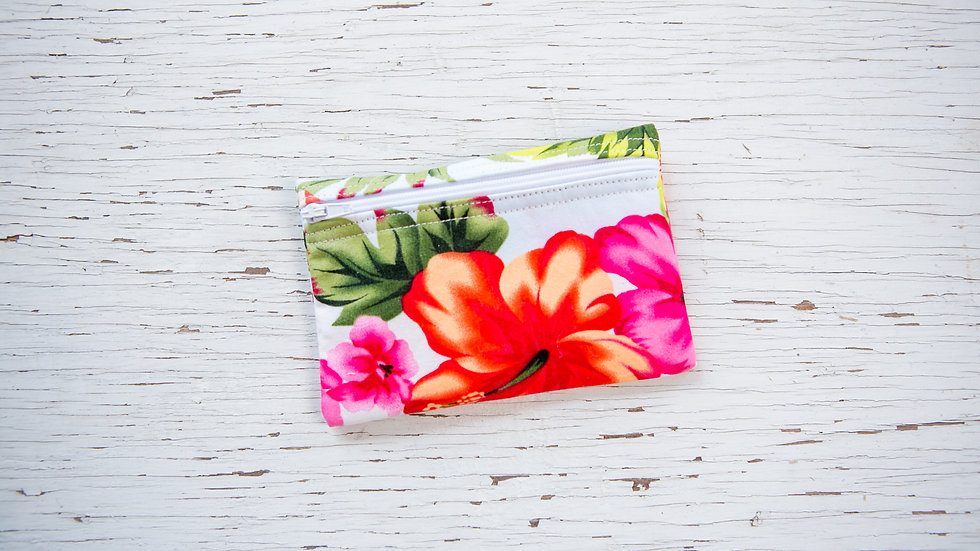 Hibiscus EO Pouch