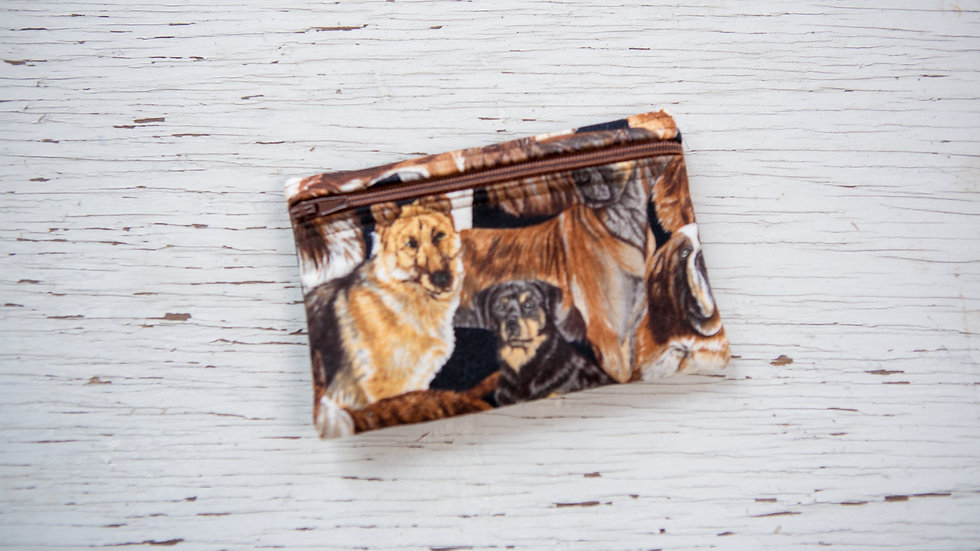 Dog lovers EO Pouch