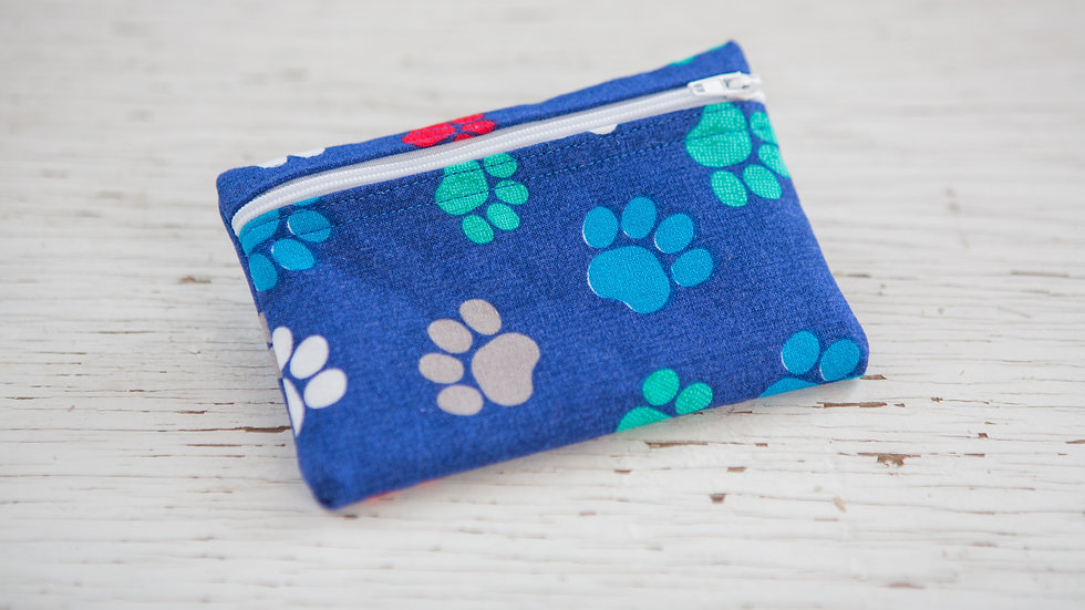 Puppy Prints EO Pouch