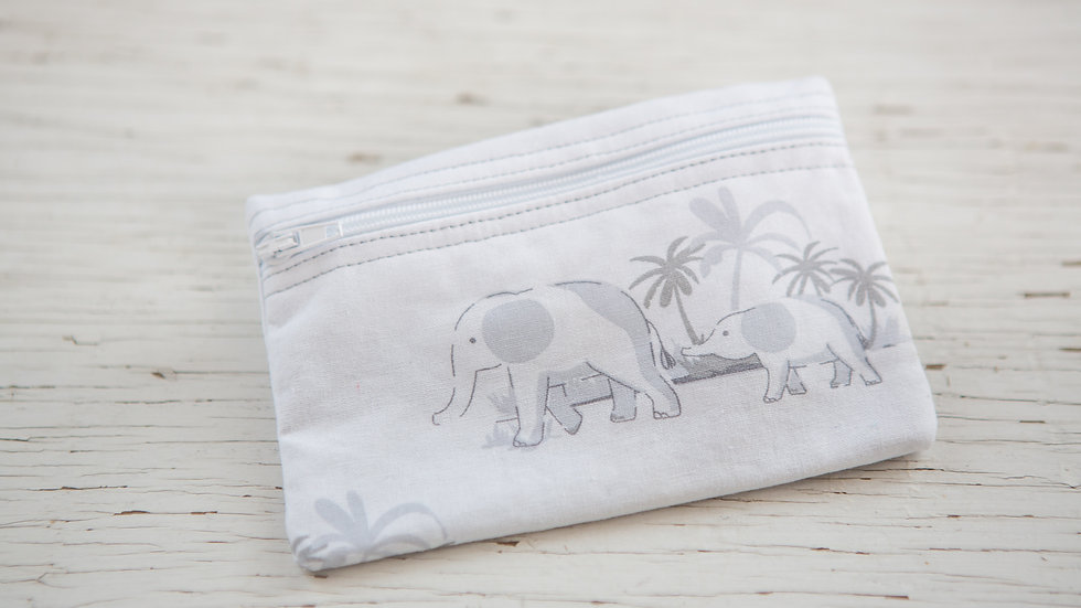 Elephant Family EO Pouch