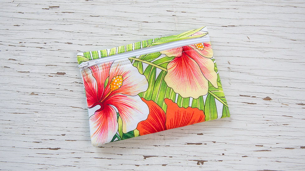 Imported Tropical EO Pouch