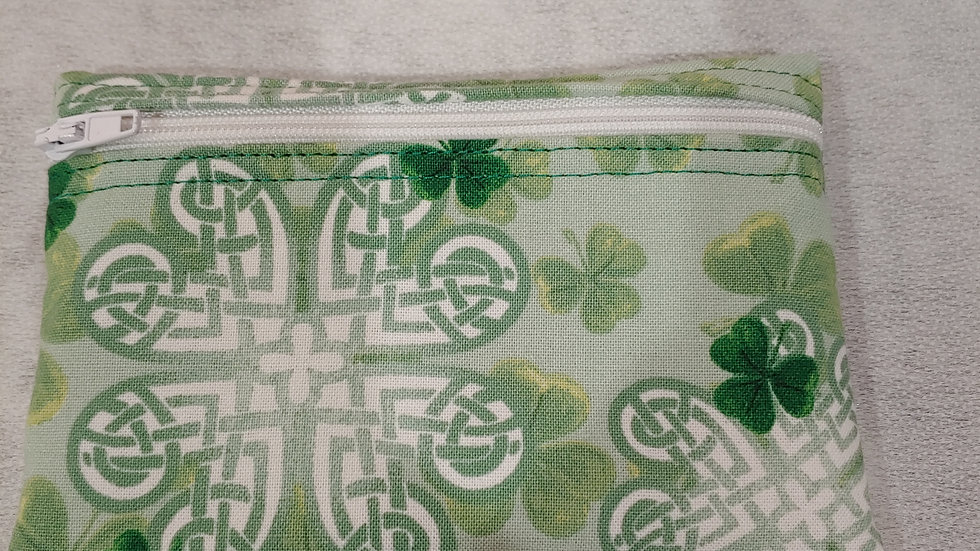 Celtic themed pouch