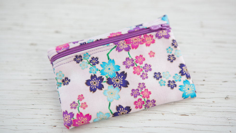Baby Flowers EO Pouch