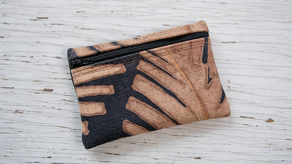 Palm Leaves EO Pouch