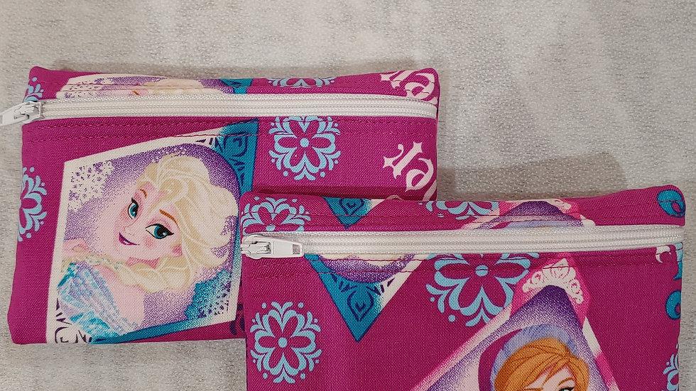 Frozen themed pouch