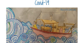 Brasileira decide continuar sua pesquisa na Europa em meio à pandemia Covid-19
