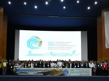 Workshop Preparatório para a Década da Ciência Oceânica