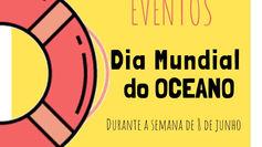 Eventos Dia Mundial do Oceano 2020