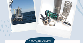 Como são medidos os parâmetros básicos dos oceanos?