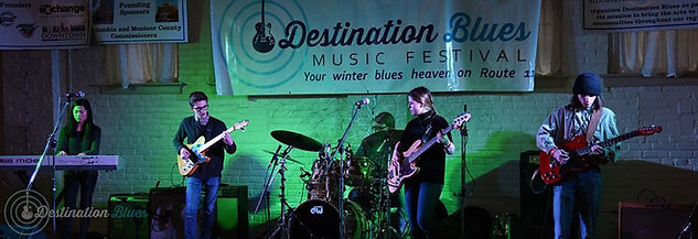 3rd Street Blues Band, Destination Blues Music Festival, Uptown Music Collective