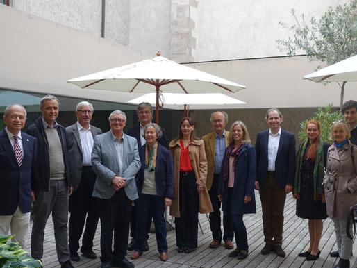Ein Patronatskomitee für das Orgelfestival Stadtcasino Basel