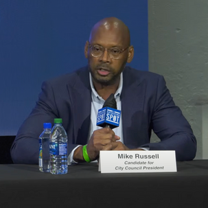 [VIDEO] Mike Russell on Committee for a Better Atlanta (CBA) Forum