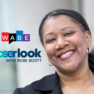 Great listen: interview on WABE's Closer Look with Rose Scott