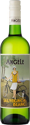 LA BELLE ANGELE FRENCH SAUVIGNON BLANC 750mL