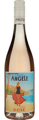 LA BELLE ANGELE FRENCH ROSE 750mL