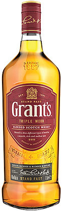 GRANT'S SCOTCH WHISKY TRIPLE WOOD 700ml