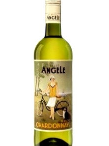 LA BELLE ANGELE FRENCH CHARDONNAY 750mL