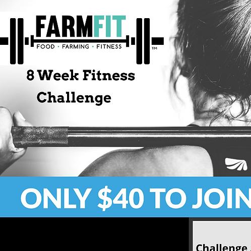 8 week fitness challenge
