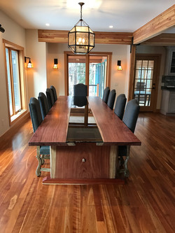 Becket House Custom Table