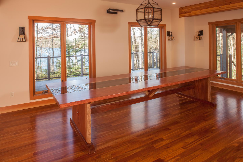 Becket House Custom Table