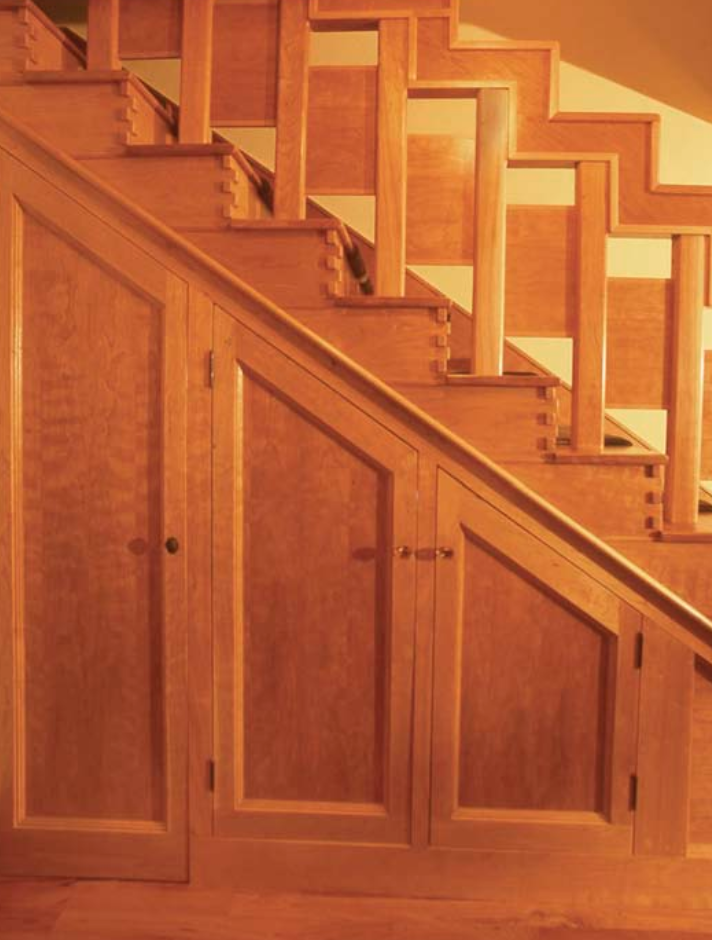 Hoffman House Custom Stairs