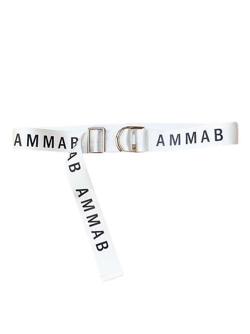AMMAB NYLON SIVER LOCK