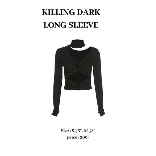 KILLING LONG SLEEVE