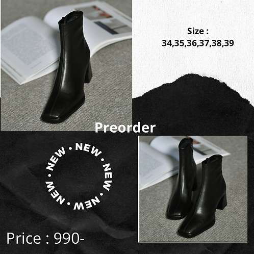 BOOT PU (preorder)