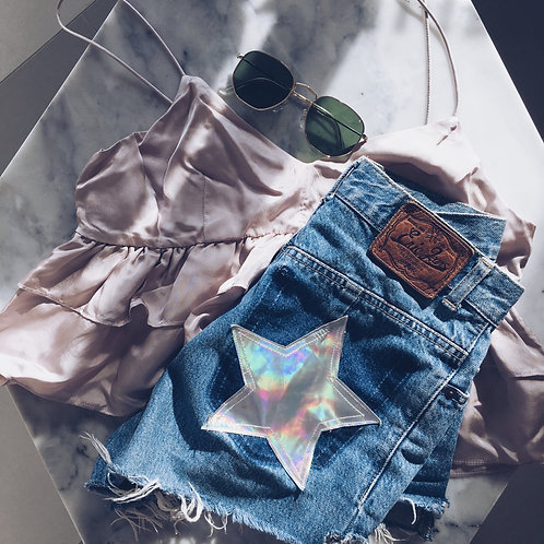 HOLOGRAM STAR SHORT