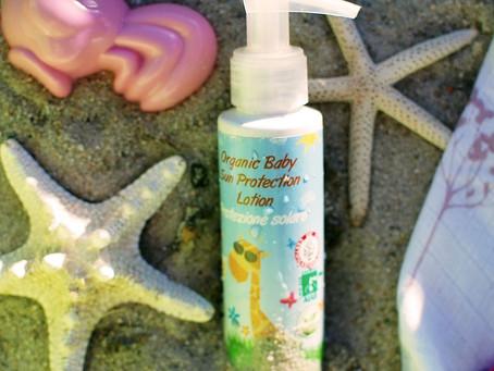 26. Съвети при избор на слънцезащитен крем за бебета