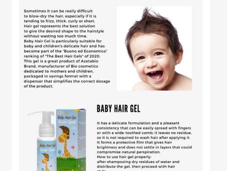 Кой е най-продаваният бебешки продукт?