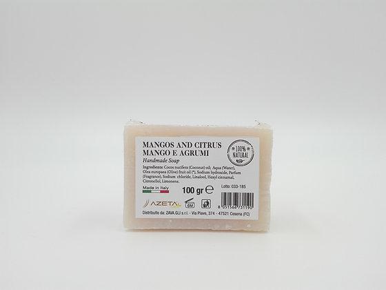 Органичен Сапун Инка Инчи , 100гр., Azeta Bio/Азета Био