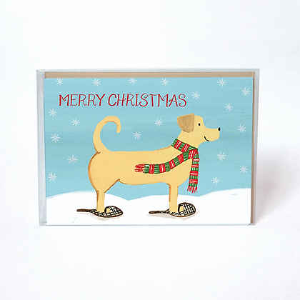 Christmas Lab Boxed Holiday Cards
