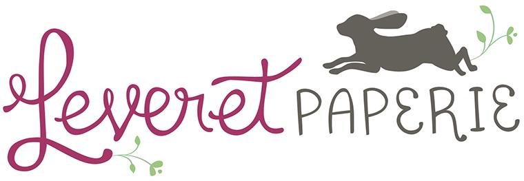 Leveret Paperie Logo