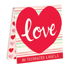 Love Labels for Galison