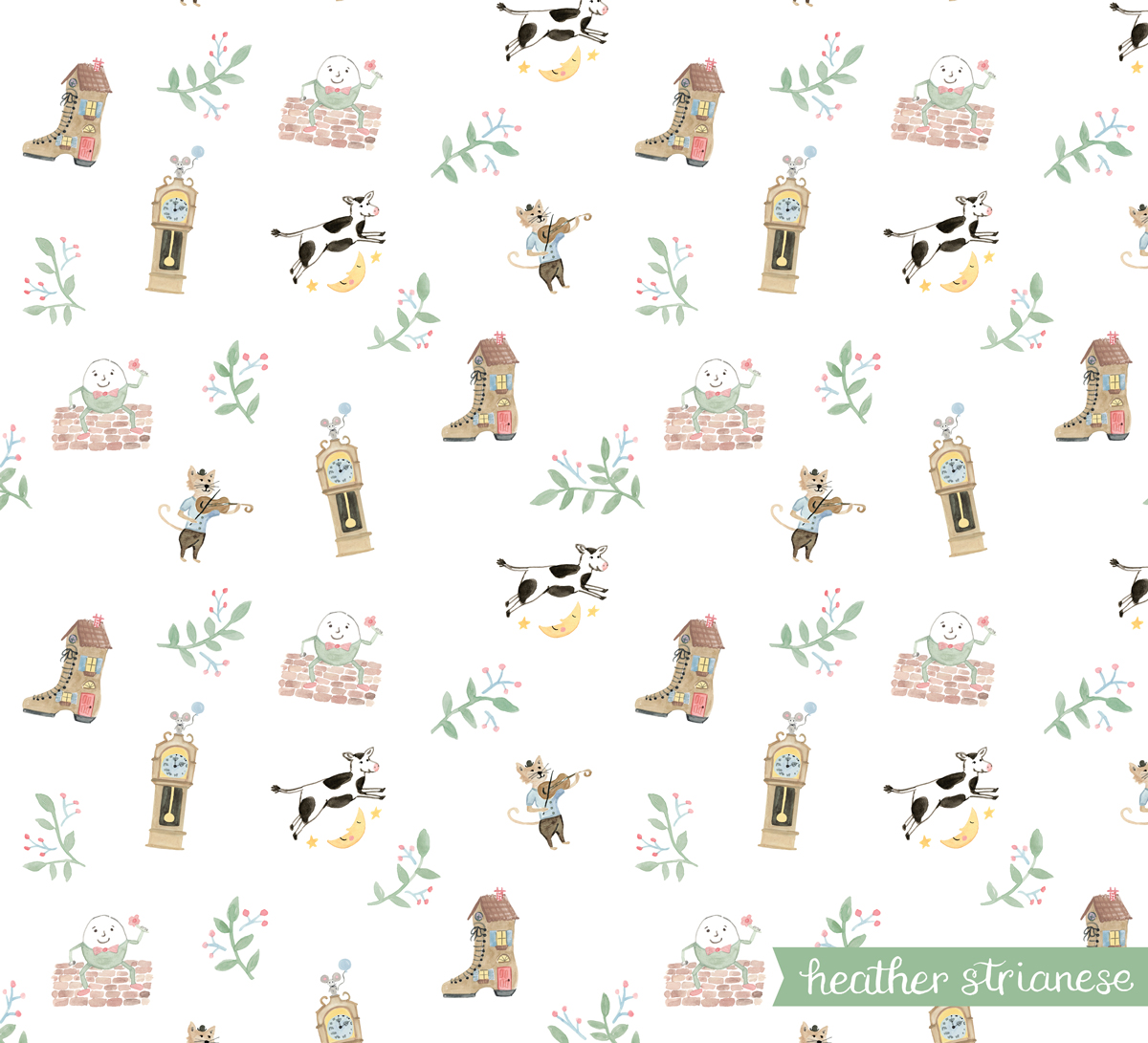 Nursery Rhyme Pattern