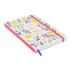 Floral Journal for Galison