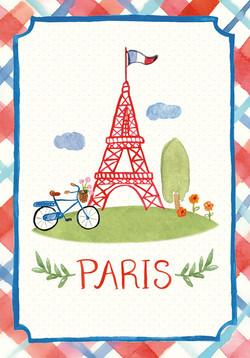 Paris Journal Cover