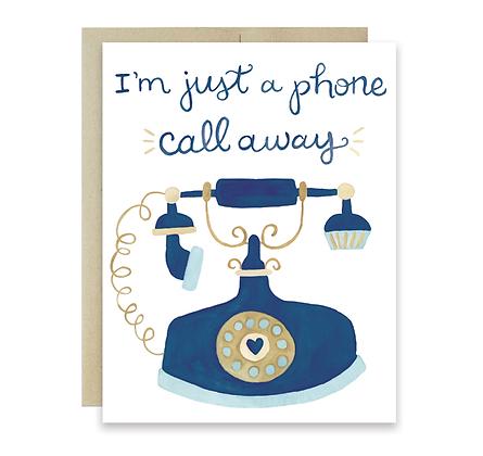 Vintage Phone Card
