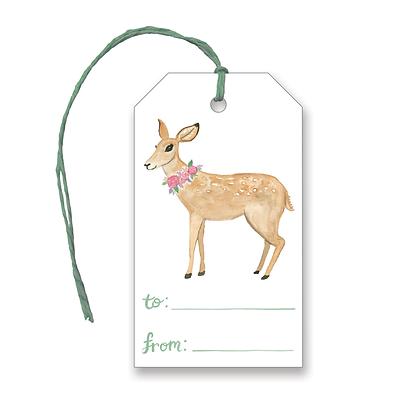 Woodland Deer Gift Tags