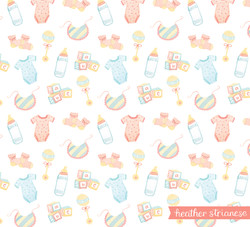 Baby Icon Pattern